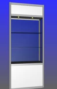 2 glasschiebet ren verschliessbar 2 glasb den. Black Bedroom Furniture Sets. Home Design Ideas